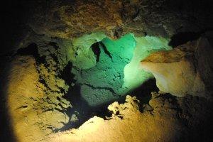 Bozkov Dolomite Caves